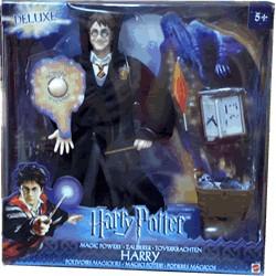 Harry Potter Poderes Mágicos