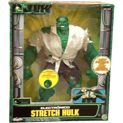 Streach Hulk Electrónico