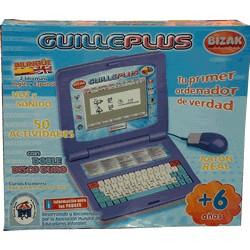 Guille Plus Tu primer Ordenador