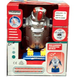 Parrobot