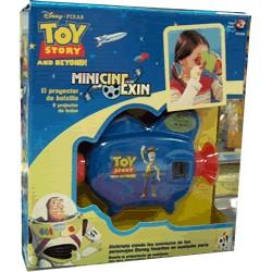 Mini Cine Exin: El rescate de Jessie, Toy Story