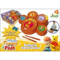 Batería Electrónica Winnie The Pooh