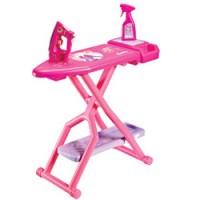 El equipo de plancha de Barbie