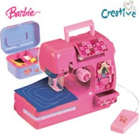 Máquina de coser de Barbie