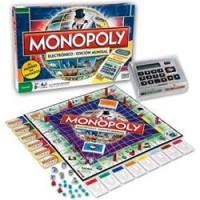 Monopoly Electrónico Edición Mundial