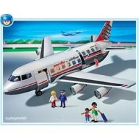 Avión de Pasajeros de Playmobil