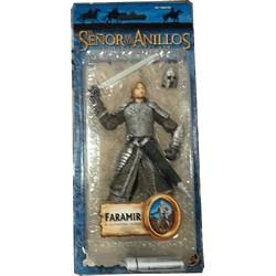 Faramir in Gondorian Armor