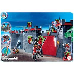 Castillo portátil de Playmobil