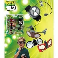 Modulador de la voz de Ben 10