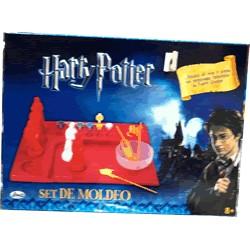 Harry Potter Moldea en yeso y pinta