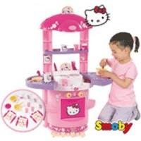 Cocina de Hello Kitty