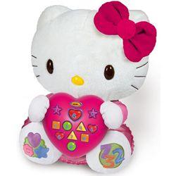 El Peluche educativo de Hello Kitty