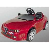 Alfa Romeo Brera a pedales