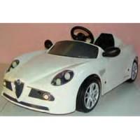 Alfa Romeo 8C a pedales