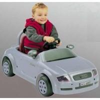 Audi TT Roadster a pedales