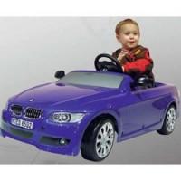 BMW 335I Cabrio a batería de 6v