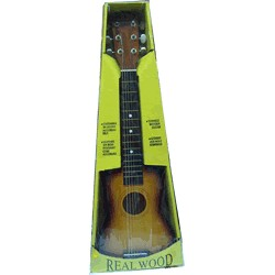 Guitarra madera 4 cuerdas