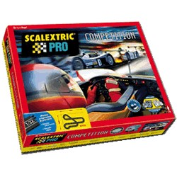 Scalextric Pro Competition