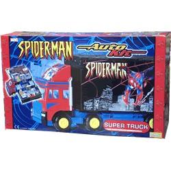 Spiderman AutoKit Super Truck City