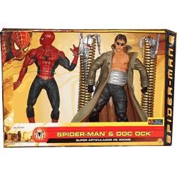 Spiderman y Doc Ock (Spiderman 2)