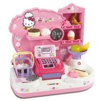 La pastelería de Hello Kitty