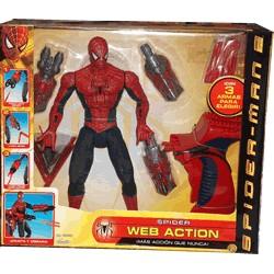 Spiderman Web Action (Spiderman 2)