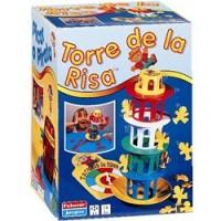 Juego Torre de la Risa + Juego Pincha el Pirata