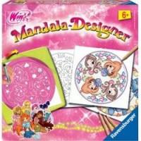 Mandala Designer de las Winx