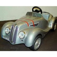 BMW 328 Roadster a Pedales