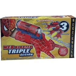 WebBlaster Triple Acción