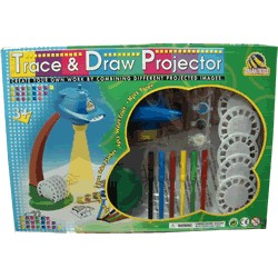 Proyector Traza y Dibuja