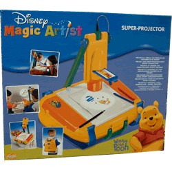 Super-proyector Winnie the Pooh