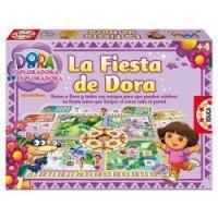 Juego La fiesta de Dora
