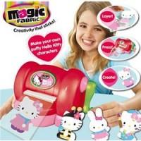 Magic Fabric Estudio de Creación de Hello Kitty