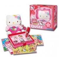 Juego Quizz de Hello Kitty con Peluche