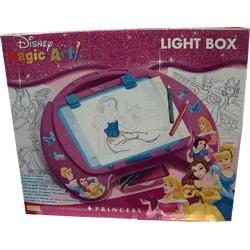 Light Box Princess - Disney Magic Artist