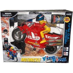 Fire Flag Motocicleta Radio Control