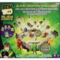 Ben 10 Desafío cámara de creación de extraterrestres