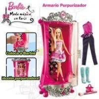 Armario Purpurizador Barbie Moda Mágica en París