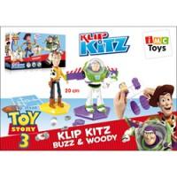 KLIP KITZ DOBLE PACK TOY STORY 3