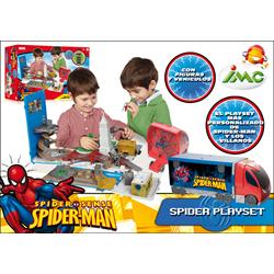 Camión Spider Truck Playset