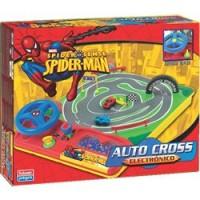 Autocross Electrónico Spiderman