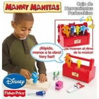 Caja de Herramientas Parlanchina de Manny Manitas