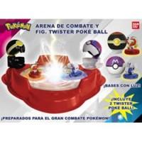 Arena de Combate y 2 Twister Poke Ball