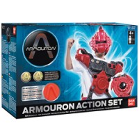 Armouron Action Set Rojo