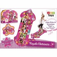 Rayuela Electrónica de Patito Feo