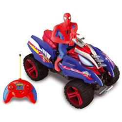 Spiderman Action Quad