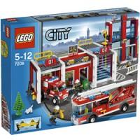 Lego City Parque de Bomberos