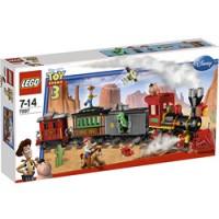 Lego Toy Story 3: Tren del Oeste