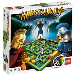 Juego Lego Minotaurus